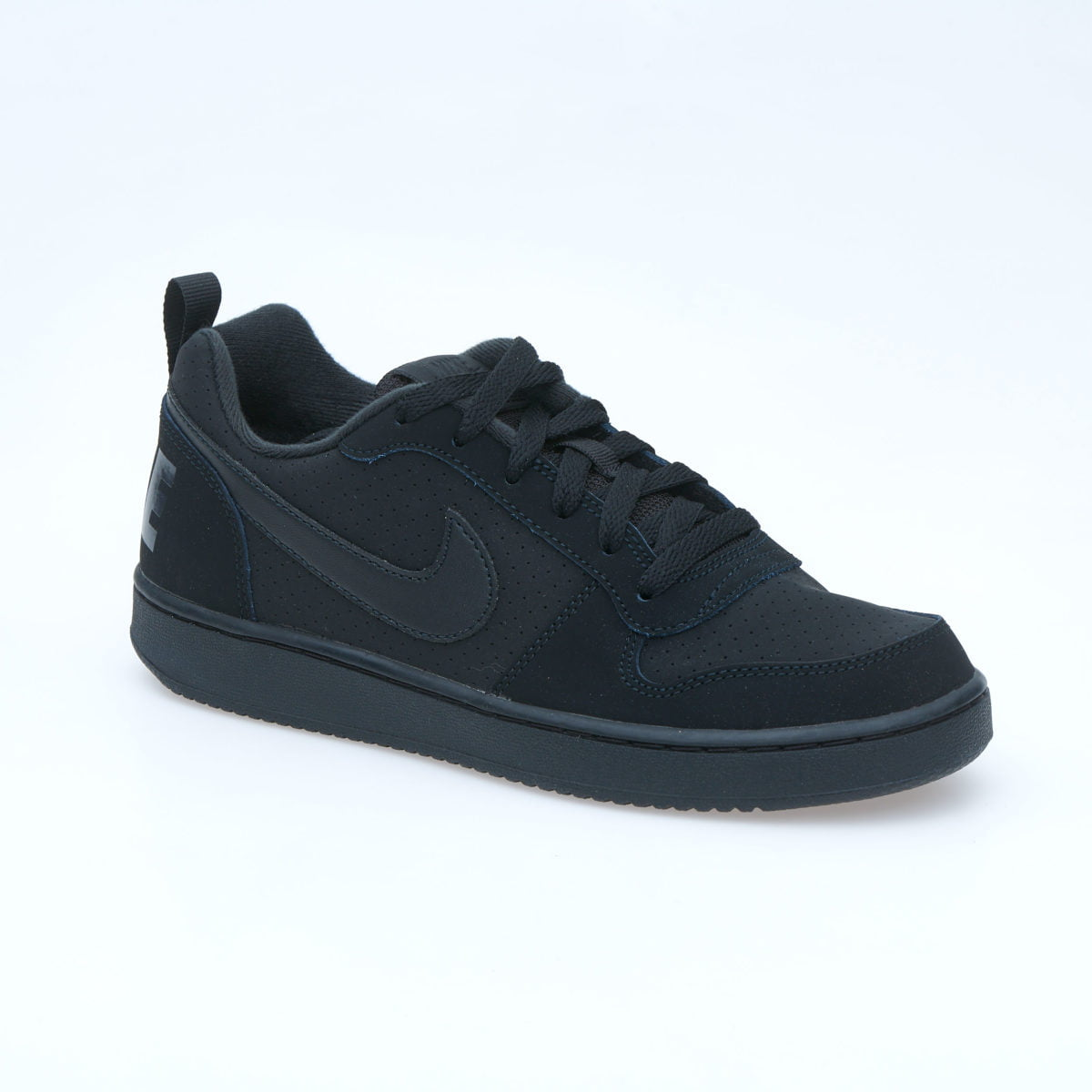 NIKE COURT BOROUGH LOW - BLK MO